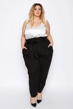 fcc415a281e Annie Paperbag Pants - Astra Signature Harem Pants