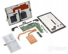 Surface Pro 4 Teardown Highlights Disposable Nature Of Tablet PCs