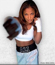 Lil' Goat- Ali's Daughter the LOVELY & B@d @$$ Layla ALI