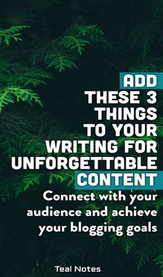Dull writing is the last thing you (and your audience) need in their life. Liven up your content and how you communicate by adding these three basic things.