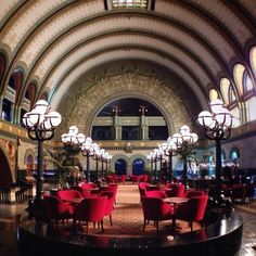 Union Station lobby | Midwest Living