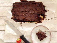 Kikkererwten brownies