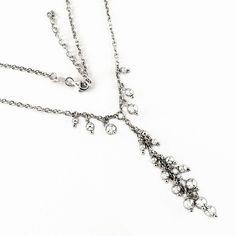 Elegantní stříbrný náhrdelník Silvego s kuličkami r-ypL-bs Silver, Jewelry, Jewlery, Jewerly, Schmuck, Jewels, Jewelery, Fine Jewelry, Jewel