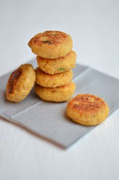 Homemade Falafel - Uit Paulines Keuken
