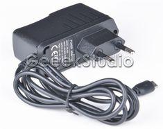 Raspberry Pi 2 Model B 5V 2A EU Power Adapter Micro USB Charger Power Supply for Banana Pi M1+ & Banana Pi M1