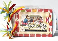 A Project by amyheller from our Scrapbooking Altered Projects Galleries originally submitted 07/09/12 at 09:19 AM