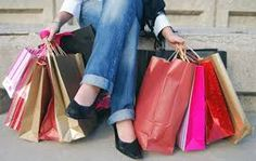 ik vind shoppen leuk.
