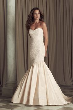 Paloma Blanca Bridal Gown Style - 4450