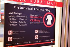 Read this guide to what to wear in Dubai. It will help you with what clothes to pack.