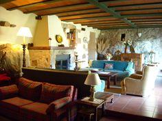 Casa rural Can Quera en La Vajol. Comarca de l'Alt Empordà.