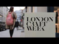 John Smedley at London Craft Week 2017 Industrial Revolution, Derbyshire, England, London, Crafts, Big Ben London, Manualidades, England Uk, Handmade Crafts