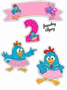 Diy And Crafts, Paper Crafts, 2nd Birthday, Smurfs, Cake Toppers, Baby Kids, Alice, Scrap, Banner