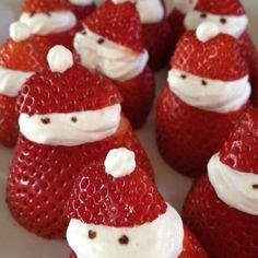 Yummy Santa's