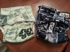 Star Wars Cloth Diaper by EverythingSewCute on Etsy, $8.00