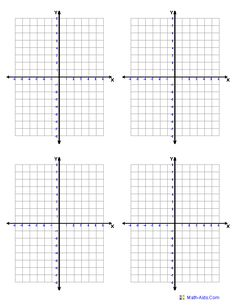 Graphing Lines Given YIntercept And A Ordered Pair Worksheets