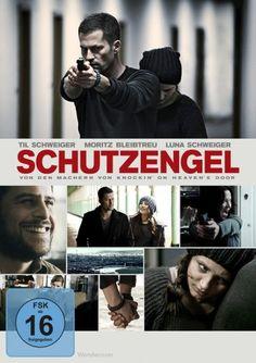 """Der neue Film von Til Schweiger """"Schutzengel"""" jetzt auf DVD. #weltbild #schutzengel #tilschweiger"""