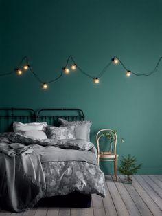 Peinture : Quelle couleur idéale pour la chambre à coucher ? Decor, Dream Bedroom, Decorating Your Home, Bedroom Interior, Sweet Home, Bedroom Plants Decor, Bedroom, Home Decor, Deco