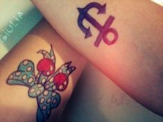 Looooove the tattoos! Cool Tattoos | tattoos picture cherry tattoo