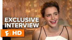 Emma Watson and Dan Stevens Exclusive 'Beauty and the Beast'' Interview ...