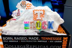 If Willie Wonka had a UT Dry Erase Rock we think it would look something like this.