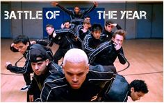Chris Brown: Cast of Battle of the Year Movie