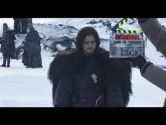 Game of Thrones season two production video diary in Iceland.