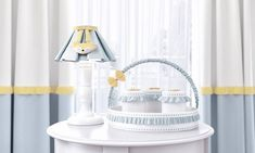 Kit higiene é um dos melhores acessórios para quarto de bebê