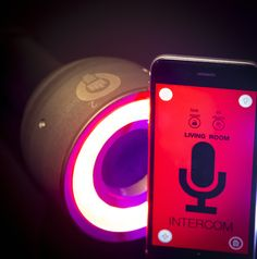 Lightfreq Square 2 | light bulb with built-in Bluetooth speaker