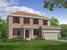 1815 Coldwater Creek | New Homes in Waukesha WI
