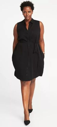 281 Best The Little Black Dress Plus Size Fashion Images On