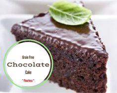 Grain Free Chocolate Cake
