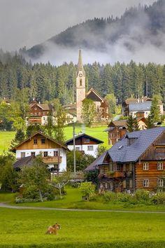 Gosau Autriche