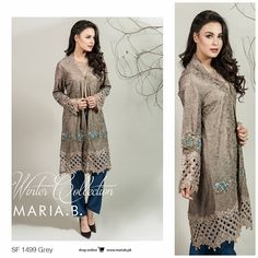 Latest Maria B Winter Collection 2016-17 for Women