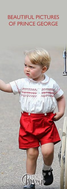 Beautiful Pictures Of Prince George