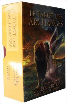 Le Tarot des Archanges - Doreen Virtue - secret-esoterique