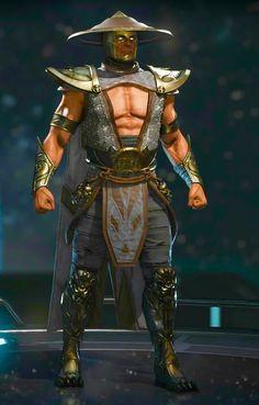 Raiden Mortal Kombat, Mortal Kombat Games, Trajes Mortal Kombat, Lord Raiden, Mortal Kombat X Wallpapers, Mortal Combat, Punisher, Street Fighter, Dc Universe