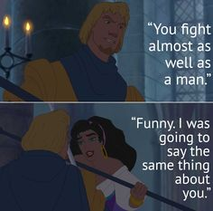 A great Disney hero always has a perfect comeback for any occasion. Which are your favorites? #Burn