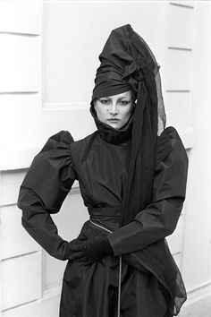 #new romantic #blitz kids around 1980 Derek Ridgers: 78-87 London Youth   Photography   HUNGER TV