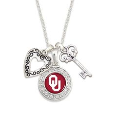 "Oklahoma Sooners 18"" Silver Tone Necklace Featuring a Tea... https://www.amazon.com/dp/B01HOVPSAO/ref=cm_sw_r_pi_dp_x_fzZuybQFJPG35"