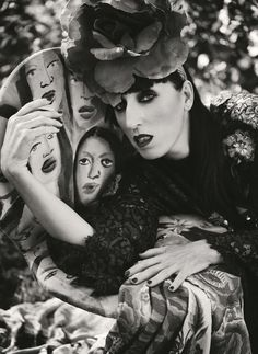 When Pedro Almodóvar discovered Rossy de Palma amid the anarchic nightlife of early Madrid, he found a mischievous accomplice and cinematic muse. Over coffee and tapas, she chronicles the decadent era of La Movida Madrileña