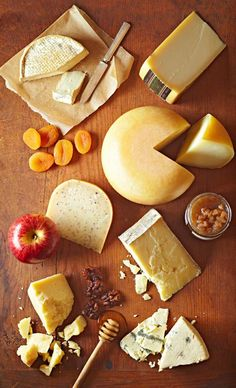 Great cheese tasting menu! Finding Dairyland: Wisconsins Cheese Universe | Midwest Living