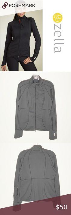 Zella /'Inner Peace/' Cotton Blend Pullover GRAY XS//BLUE L//XL//BLACK M