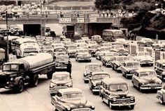 Street Scene, Fort Lee, New Jersey, 1951 Nostalgic Pictures, Fort Lee, Car Photos, Good Old, Historical Photos, New Jersey, Cool Cars, Antique Cars, Classic Cars