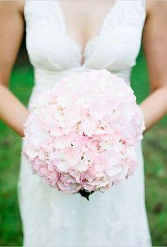 Espectaculares ramos de novia de color rosa. ¡Elige tu favorito! Image: 18