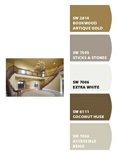 Paint colors from Chip It! by Sherwin-Williams-great room
