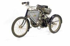 1901 Ariel Quadricycle