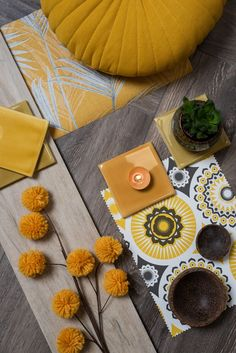 One of the big interior trends for 2019 is 70's Revival which will see a return to the experimental glamour of the 1970s. Colour wise we will see a strong focus on rich, earthy tones like mustard yellow, ochre, olive green, chocolate, caramel, cream and camel. This trend will work really well with the Dulux Colour of the Year for 2019, which is Spiced Honey.