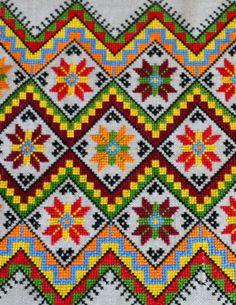 Resultado de imagen de bordados ucranianos graficos