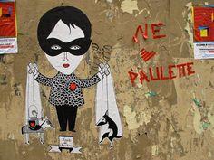 Fred de Chevalier.. . #streetart
