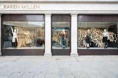 Collaborative Creative Storefronts : Street Shop Windows